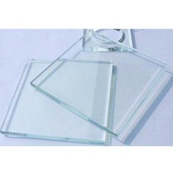 Crystal Clear Toughened Glass, Shape: Flat, Size: 10-50mm diameter