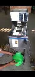 Weigh Matrix Filler Machine