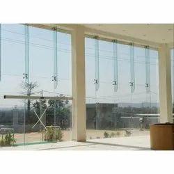 Spider Glazing Toughened Glass