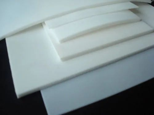 Teflon Ptfe White Teflon Sheets, Packaging Type: Sheet, for Industrial