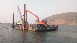 renting of long arm excavators