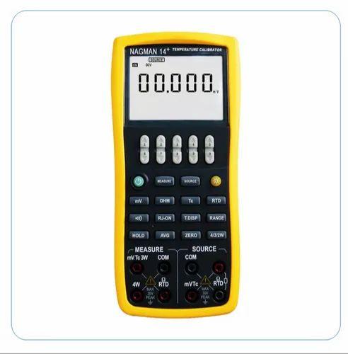 Temperature Calibrator Nagman 14 Plus, Digital Temperature ...