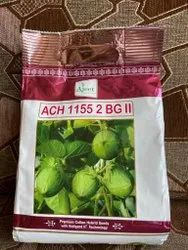 AJEET SEEDS Dried AJEET- 1155 BG II COTTON SEED, For Agriculture, Packaging Type: Packet