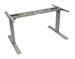 Adjustable motorized table for office purpose