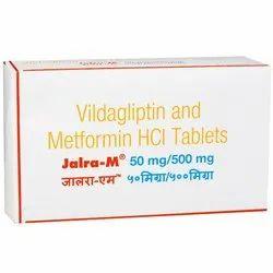 Jalra - M  50 /500 Tablet