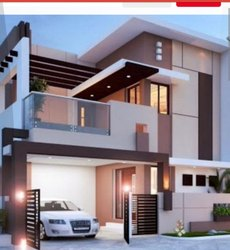 2 Residential Plot Residential Building Construction Service, 2000000