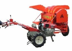 Amar 10 - 15 hp Power Tiller Multicrop Thresher