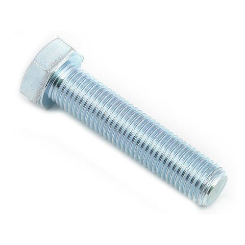 Full Threaded Mild Steel Hex Bolt, Packaging Type: Box
