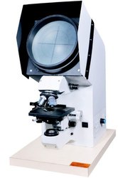 Binocular Projection Microscope