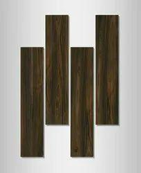 Rectangular Wooden Flooring Plank Tiles