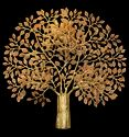 Brass Tree Decorative Items