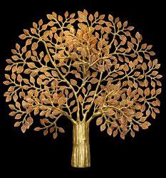 Brass Tree Decorative Items