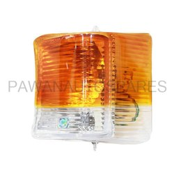 Three Wheeler Glass Side Light Assembly