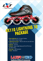 Lightning 10 Inline Skate Shoes