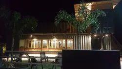 Portable restaurant Cabin