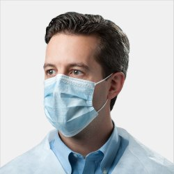 ASIAPACIFIC Disposable 3 Layer Non Woven Face Mask