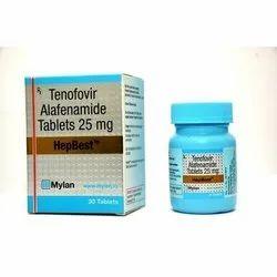 Tenofovir Alafenamide (25mg) Hepbest Tablets