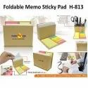 Foldable Memo Sticky Pad H-813