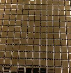 Gold Mosaic Tiles