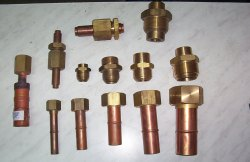 Brass, Material Furnace Hardware Parts