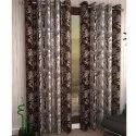 Printed Knitted Curtain