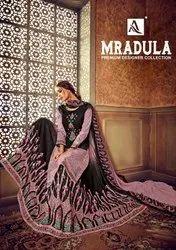 Unstitched Alok Suit Mradula Pure Cotton Digital Print Salwar Suit