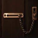 Brass Door Chain, Packaging Type: Carton Box, Bronze