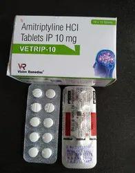 Amitriptyline HCL Tablets IP