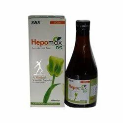 Hepomax DS Ayurvedic Liver Tonic