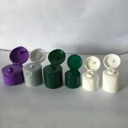 Plastic Flip Top Bottle Cap, Packaging Type: Box