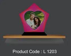 L-1203 Sublimation LED Photo Frame