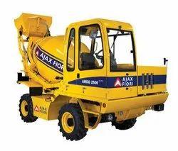 Ajax Fiori Argo 1000 Concrete Mixer