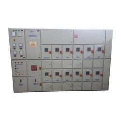 Energy Meter Panel With Board Wiring
