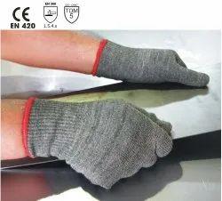 GTA15/FRZ Para-aramid Seamless Knitted Gloves
