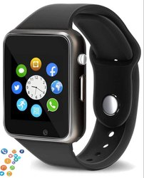 Black Square A1 Smart Watch