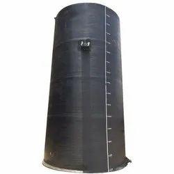 Vertical Spiral HDPE Tank