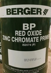 Berger Red Oxide Zinc Chromate Primer IS 2074