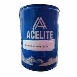 Acelite Bitiminous Graphite Paint, Packaging Type: Tin Drum