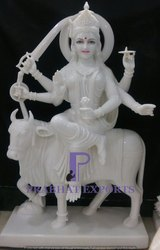 Umiya Maata Ji With Stone Work Statues