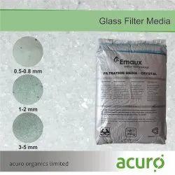 Green Glass Filter Media, GSM: 1
