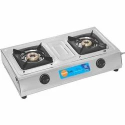 LPG Gas Stove Double Burner