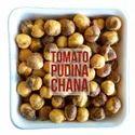 Roasted Chana Tomato Pudina