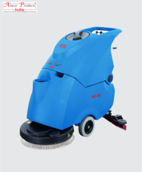Amsse Walk Behind Floor Mopping Machine