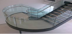 Transparent Bend & Curved Glass