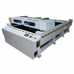 Metal/Non Metal Laser Cutting Machine