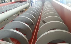 SS Multi Screw Conveyor
