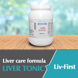 Liver Care Formula - Liv-First - 900 Tablets