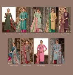 Designer Jam Sartin Handwork Suits
