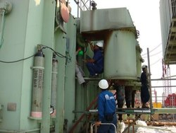Overhauling Of Power Transformers Services