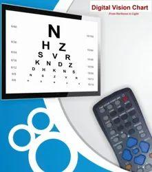 Digital Vision Chart